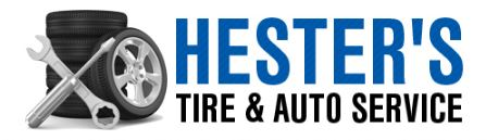 See What You Can Do Online with Hester's Tire & Auto Service!